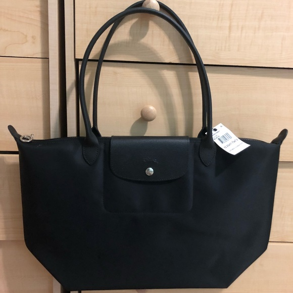 259f7cc35 Longchamp Bags | Offers Please 3 Large Le Pliage Neo Nylon Tote ...